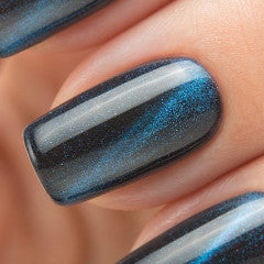 Dance Legend Gel Polish - Magnetic Top Coat - LE 55 Blue