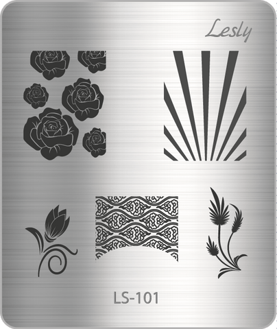 Lesly LS-101 mini stamping plate