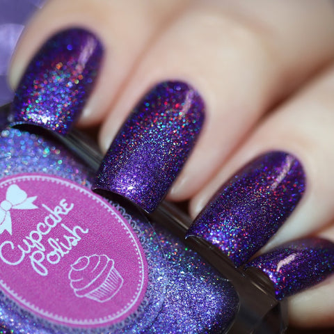 Cupcake Polish - Lei Me Down