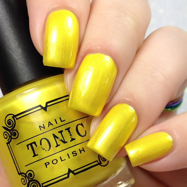 *PRE-SALE* Tonic Polish - Lemon Head