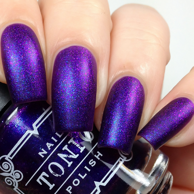 *PRE-SALE* Tonic Polish - Let It Snow (matte)*