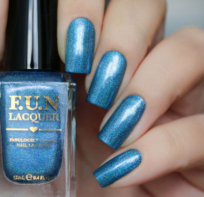 F.U.N Lacquer - Let The Sea Set You Free (discontinued)