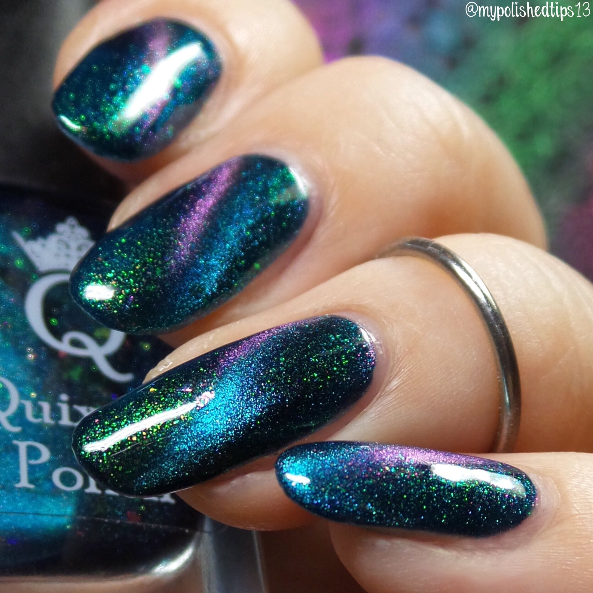 *PRE-SALE* Quixotic Polish - Libelulle (Magnetic)