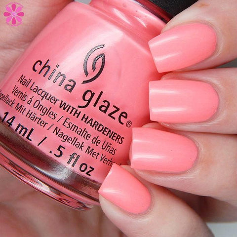 China Glaze - Lite Brites - Lip Smackin' Good