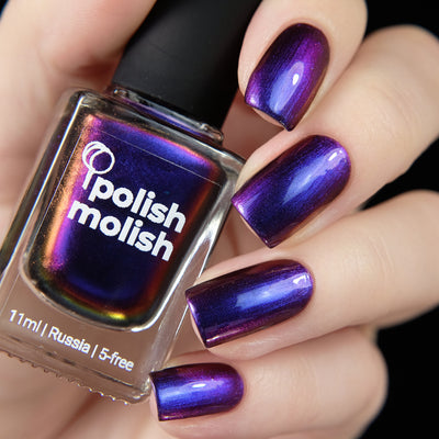 Polish Molish - Liquid Crystal