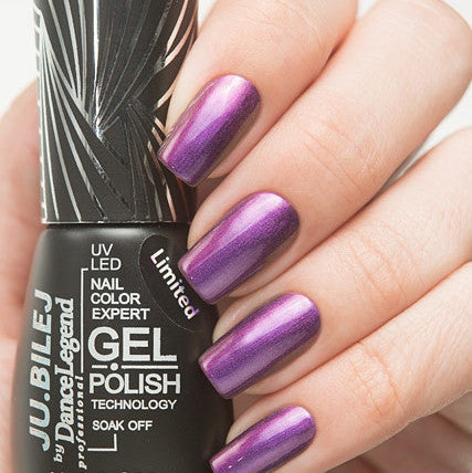 Ju.Bilej by Dance Legend - Gel Polish M13 Intrigue Magic