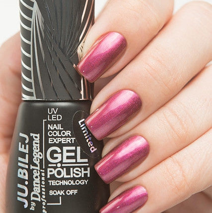 Ju.Bilej by Dance Legend - Gel Polish M14 Emotion Magic
