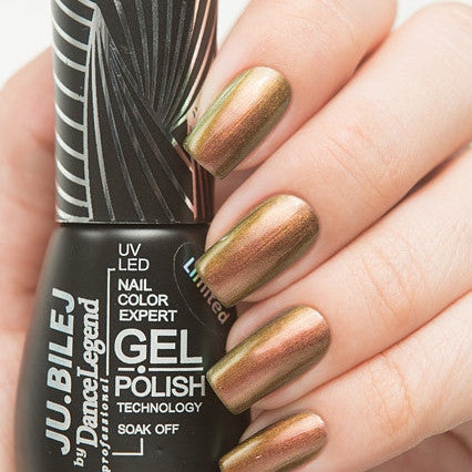 Ju.Bilej by Dance Legend - Gel Polish M15 Envy Magic