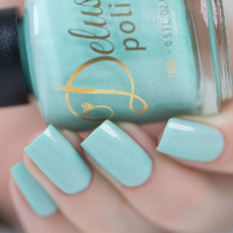 Delush Polish - Hello... Is It Tea You're Looking For