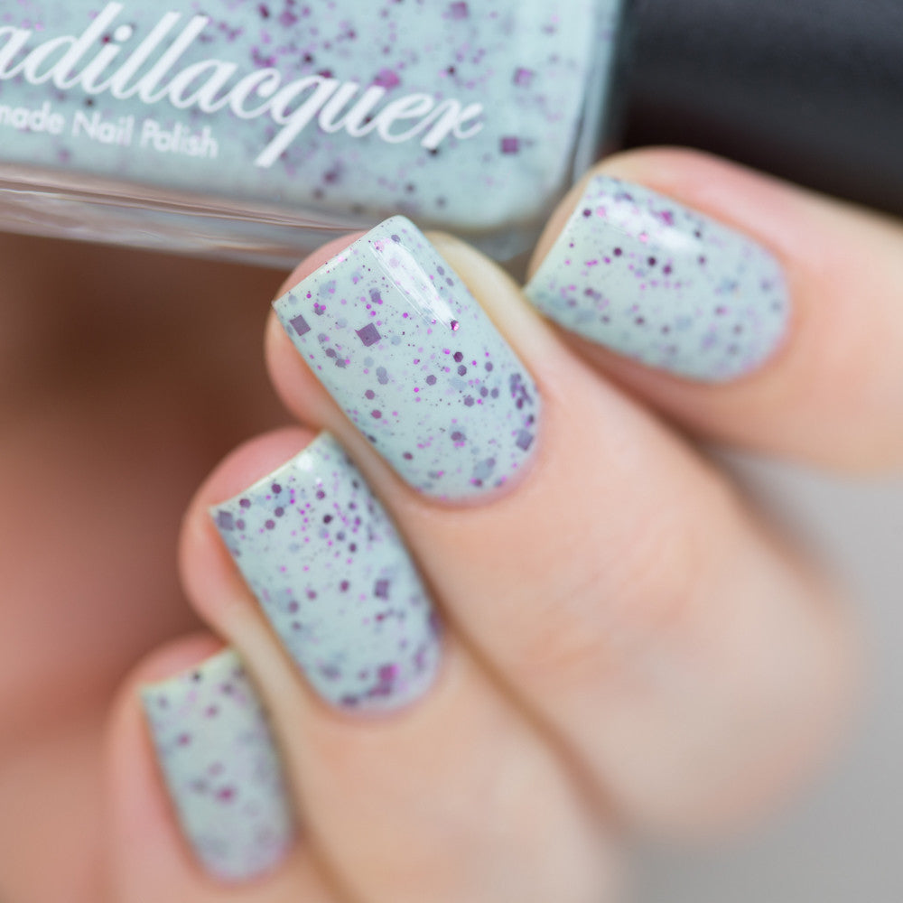 Cadillacquer - Petrichor - Apricity (discontinued, last chance)
