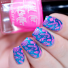 Hit The Bottle stamping polish - I Pink, Therefore I Am (9ml)