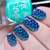 Hit The Bottle stamping polish - Seas the Day (9ml)