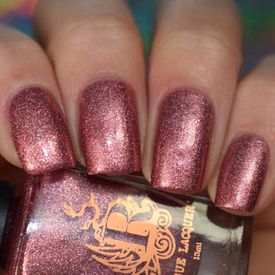 Rogue Lacquer - Make me blush