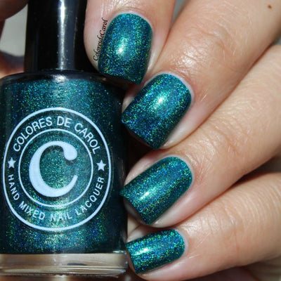 *PRE-SALE* Colores de Carol - Malachite
