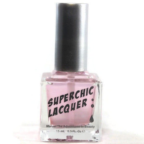SuperChic Lacquer - Marvel PLUSH Top Coat