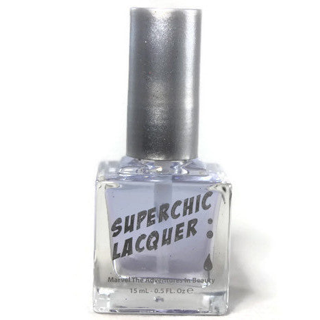 SuperChic Lacquer - Marvel Star - Neon Liquid Macro Top Coat