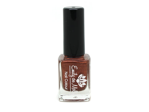 Emily de Molly - Stamping polish metallic brown - mini