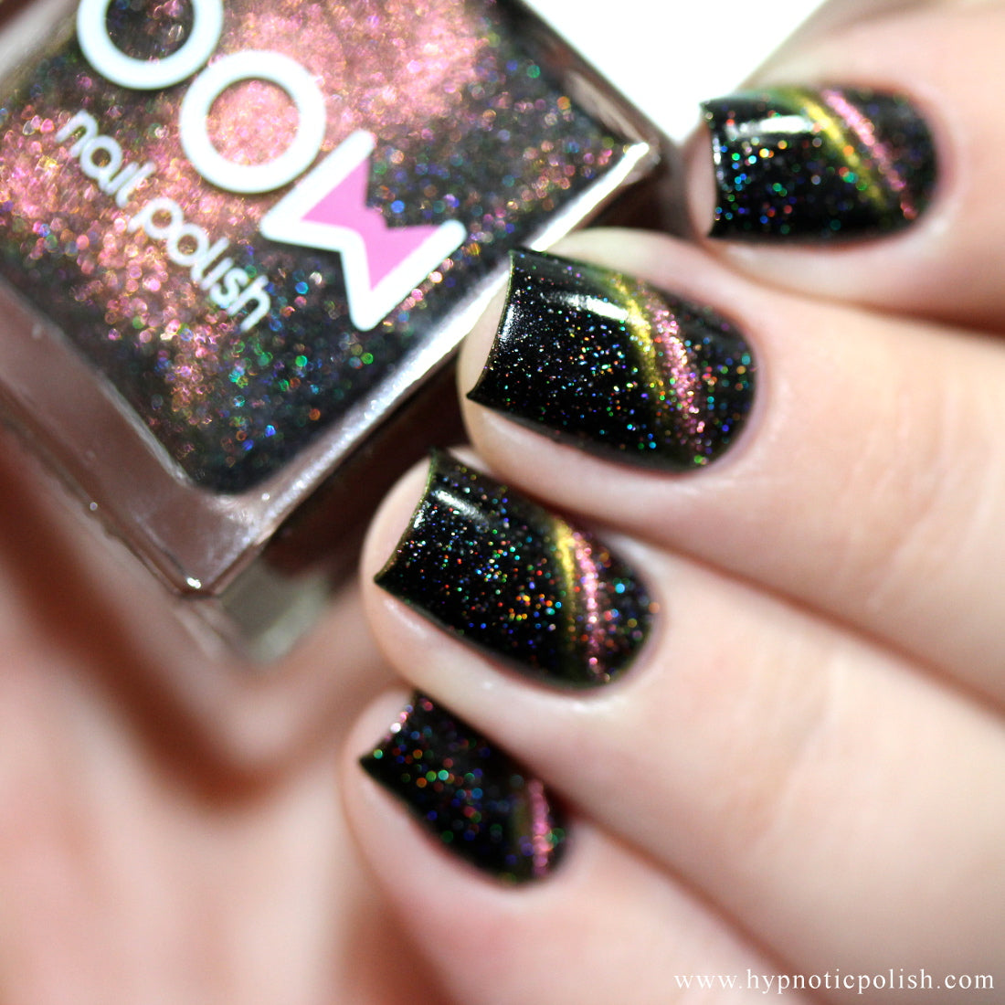 Bow Polish - Magnetic Multichrome (Chameleon) - Meteorite HOLO ...