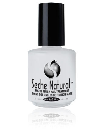 Seche Natural - matte finish nail treatment 14ml