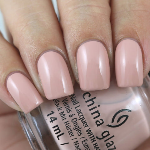 China Glaze - Shades of Nude - Note To Selfie