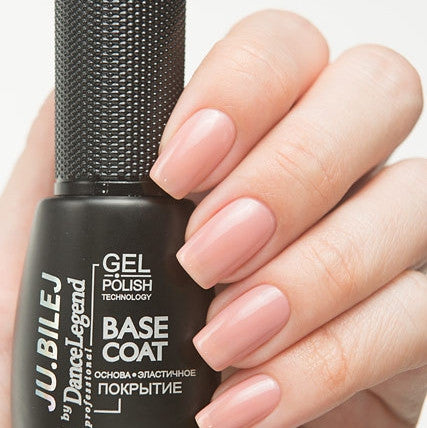 Ju.Bilej by Dance Legend - Nude Cool Plus Gel Base Coat
