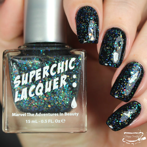 SuperChic Lacquer - Nyxie