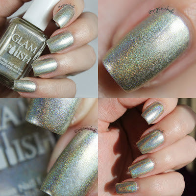 Glam Polish - Anniversary Ultra Holos - Ornate