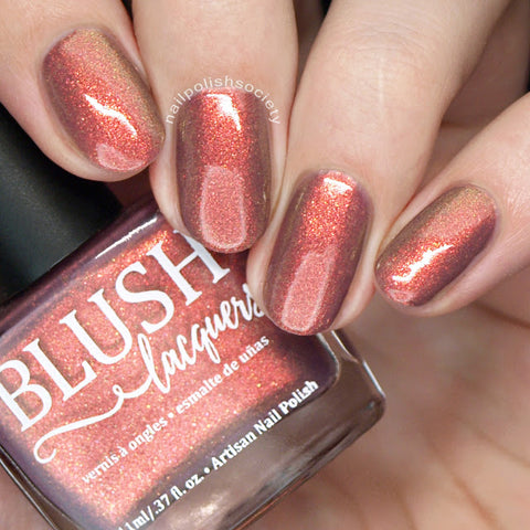 Blush Lacquers - Marin Bering