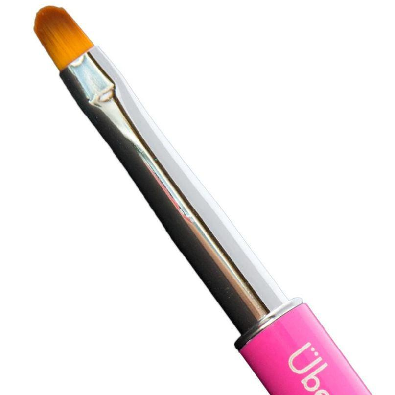 UberChic Oval Gel Clean Up Brush