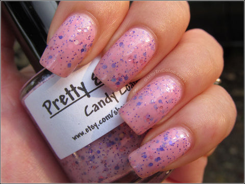 Pretty & Polished - Candy Coated (discontinued)