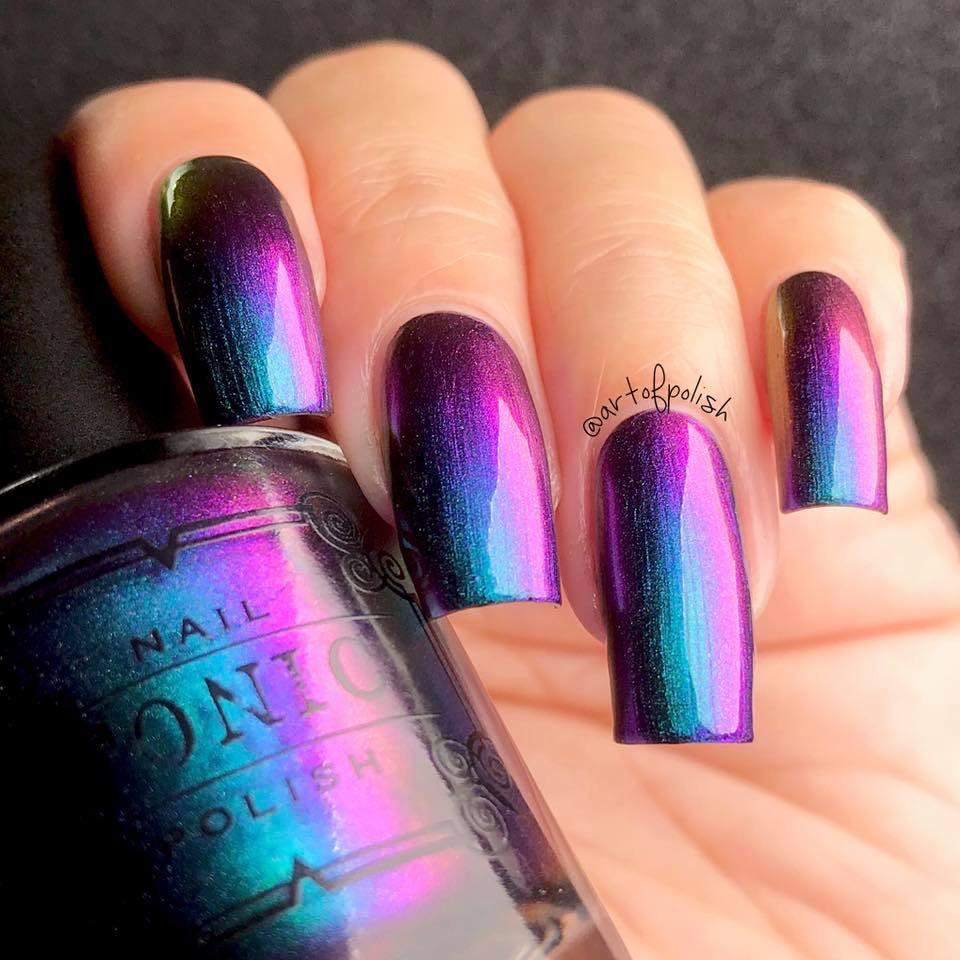 *PRE-SALE* Tonic Polish - Peacock Parade