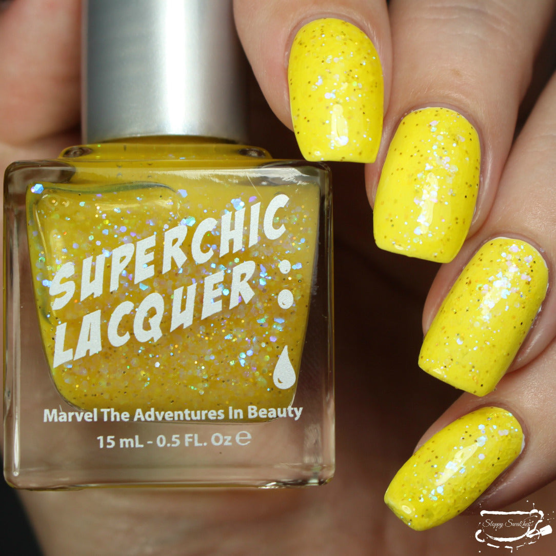 SuperChic Lacquer - Phaedra