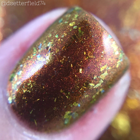Blush Lacquers - The Judgy Eyes (MM FB Custom)