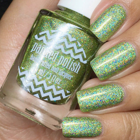 Painted Polish - Charmed at the Chateau