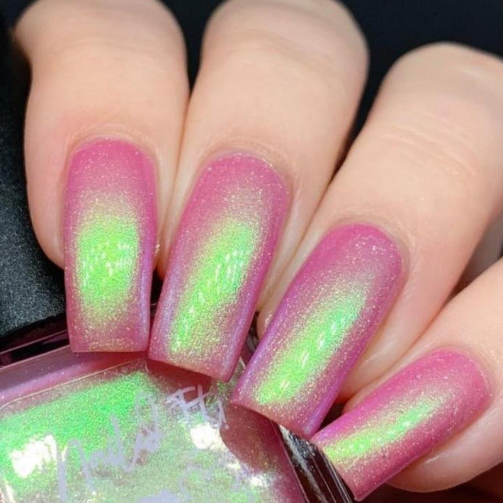 *PRE-ORDER* Nailed It! - Succulent Garden - Pink Moonstone