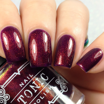 *PRE-SALE* Tonic Polish - Plum Dandy*