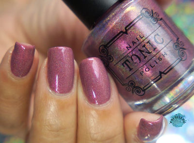 *PRE-SALE* Tonic Polish - Poison Rose*