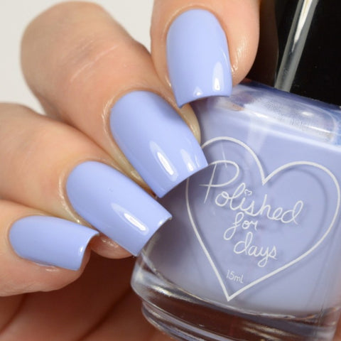 Polished For Days - Periwinkle