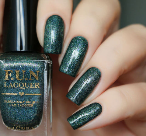 F.U.N Lacquer - Positive Vibes