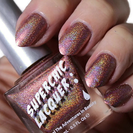 SuperChic Lacquer - Powder Burn