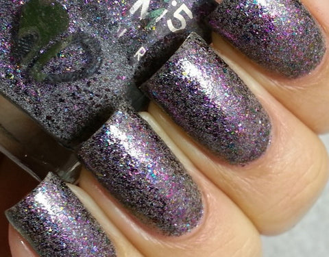 Serum No. 5 - Power (reflective top coat)