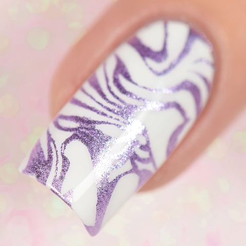 Twinkled T - stamping polish - Queen Bee