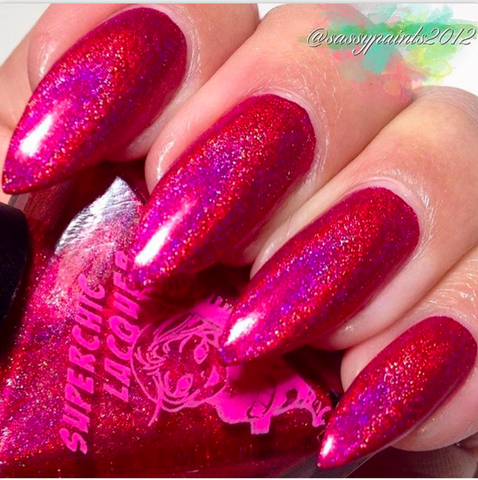 SuperChic Lacquer - Realm Of Erotica