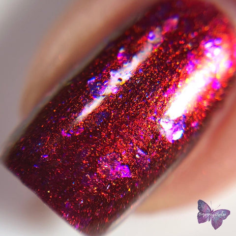 Illyrian Polish - Red Planet