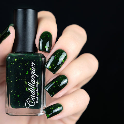 Cadillacquer - Villains - Riddle