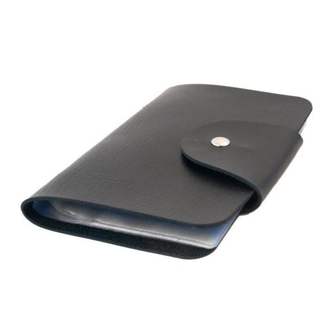UberChic Mini Stamping Plate Storage Folder - Black