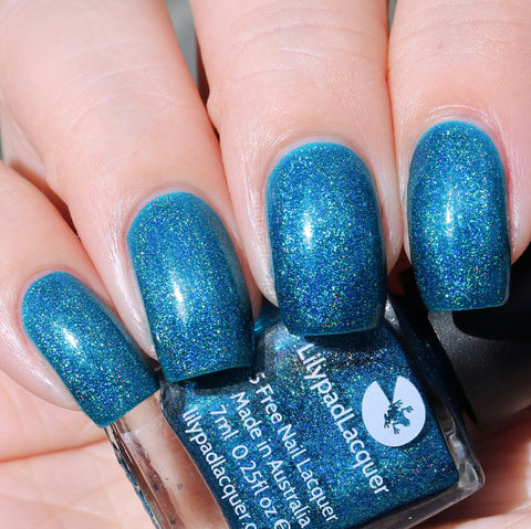 Lilypad Lacquer - Sea-quins (7ml)
