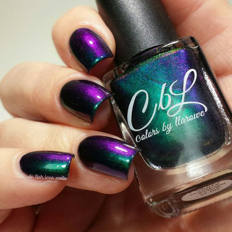 Colors by Llarowe - Stamping Polish - Shifty