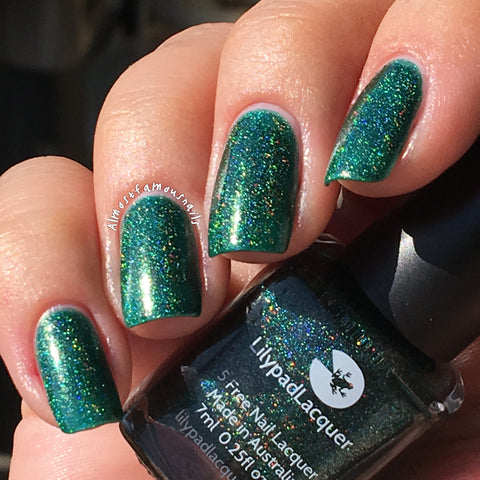Lilypad Lacquer - Show Me The Money (7ml)