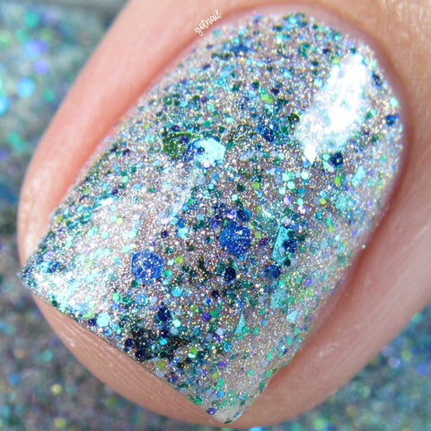 SuperChic Lacquer - Son Of A Nutcracker